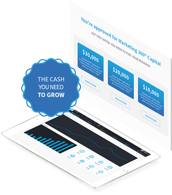 The cash you need to grow!