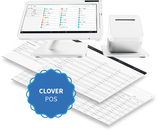Clover POS Overview