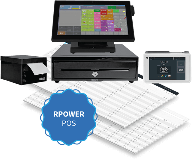 rPower POS overview