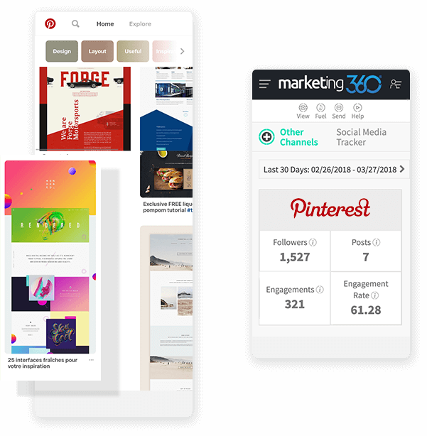Pinterest Social Management