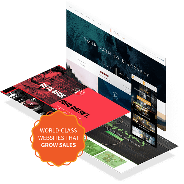World-Class Websites That Grow Sales