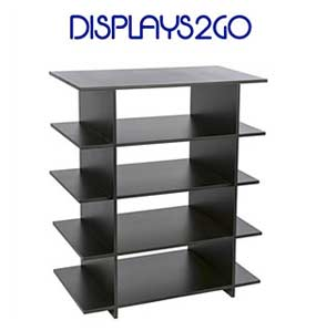 Product Shelf with 5 Shelves