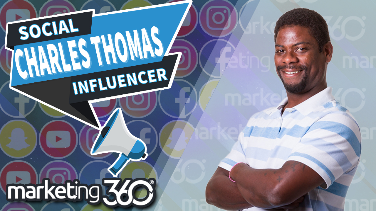 Social Influencer Actor: Charles T