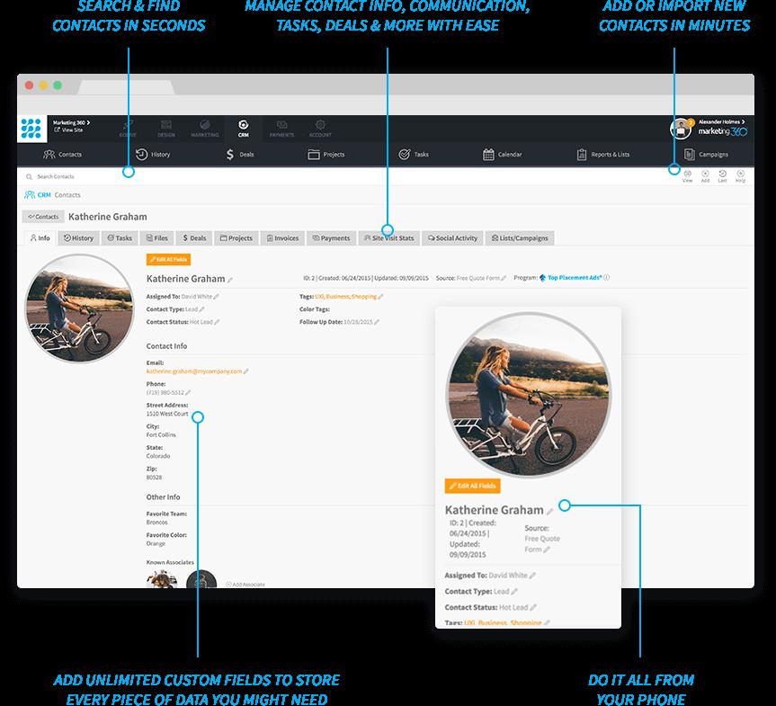 CRM Platform Overview