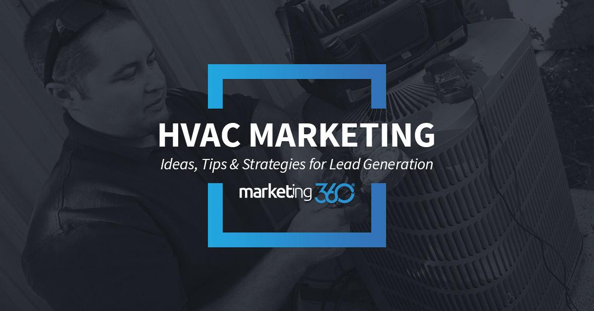 5 Hvac Marketing Ideas Tips Amp Strategies For Hvac Lead