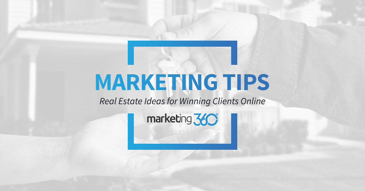 5 Real Estate Agent Marketing Tips, Ideas & Strategies for