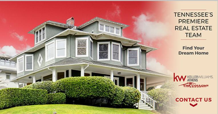 real estate agent marketing banner