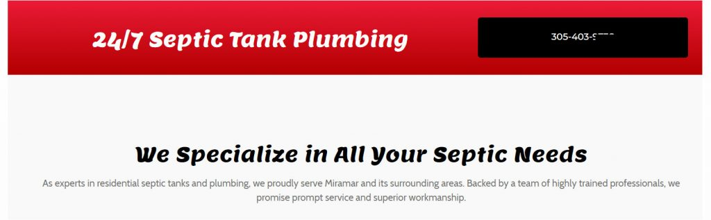 plumber marketing ideas value proposition