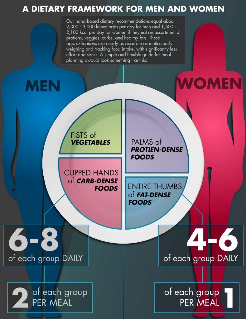 fitness infographic example