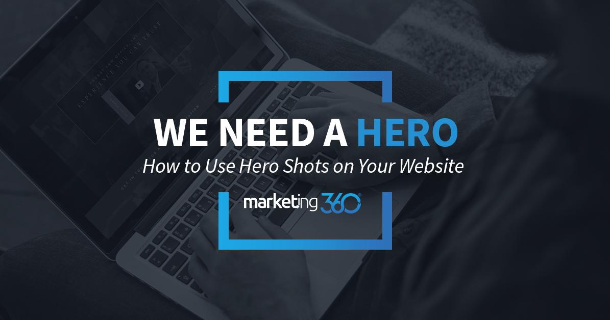 hero shot