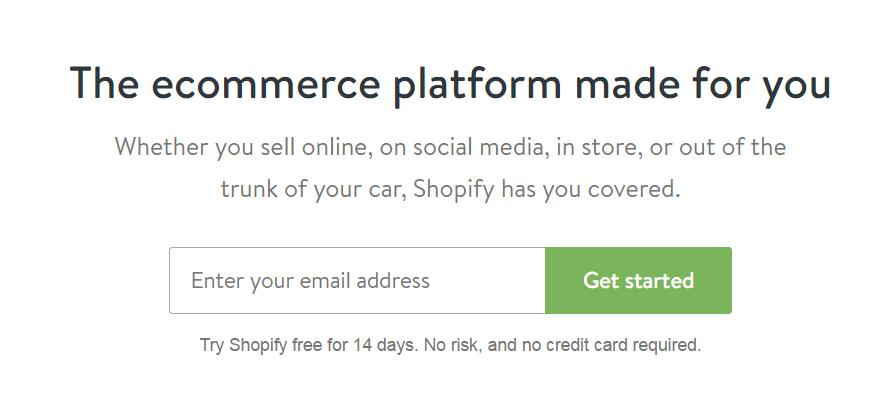 website email sign up
