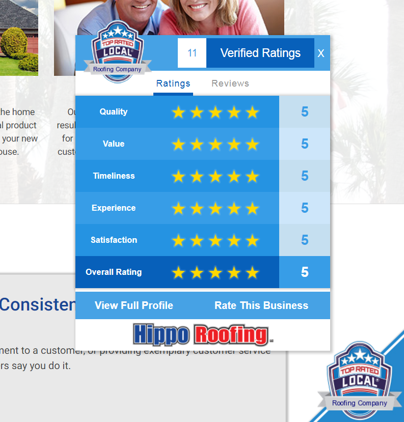 top rated local reviews