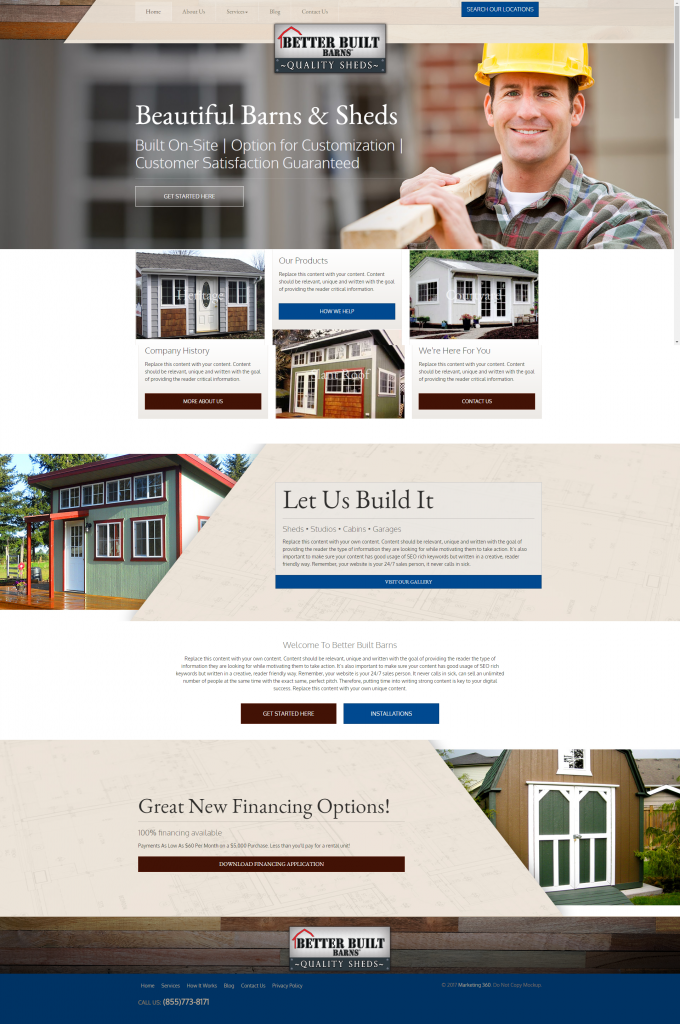 contractor web template 6