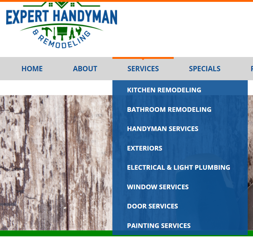 handyman marketing seo
