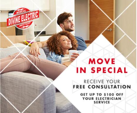 retargeting ad electrician marketing