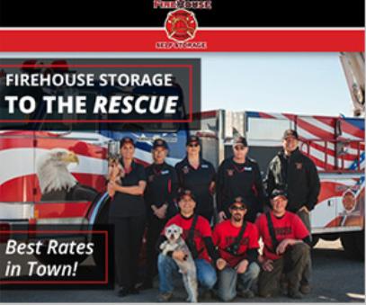 storage center marketing retargeting ad