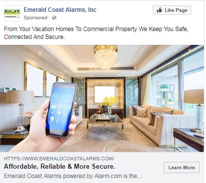 sta facebook ad