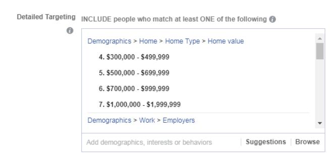 home security case study demographics