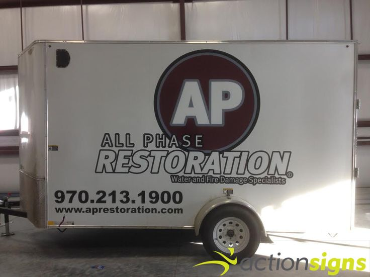 restoration vehicle wrap