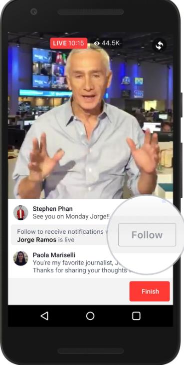 facebook live mobile