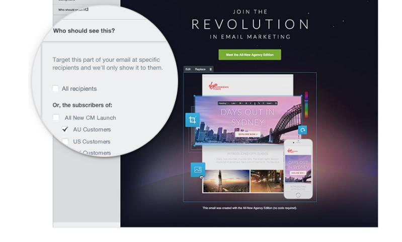 email marketing location segment