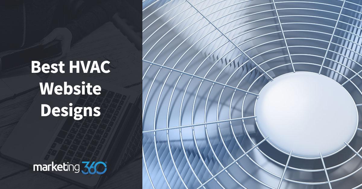 Best HVAC Website Designs - Tips and Ideas on HVAC Websites