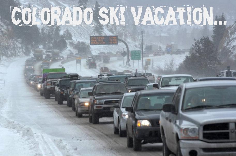 i 70 ski traffic