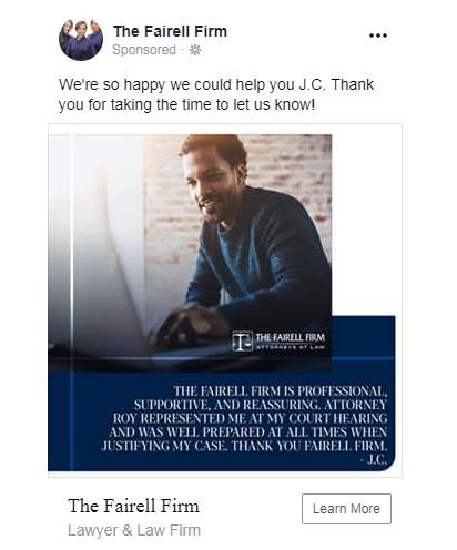 How to Showcase Testimonials in Facebook Ads - Marketing 360®