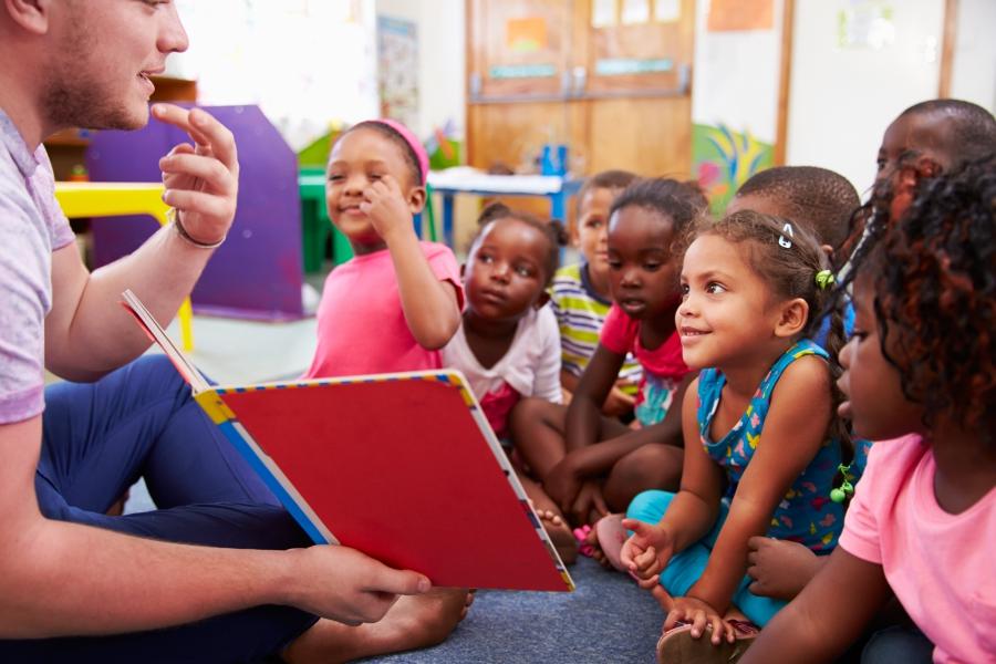 child care marketing