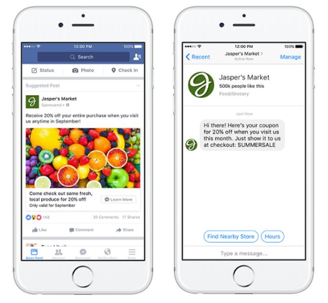 Facebook Ads Tip: Click To Messenger Ads - Marketing 360®